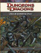HS2 Orcs of Stonefang Pass (4e)