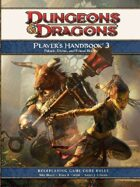 Player's Handbook 3 (4e)