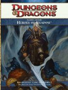 Player's Option: Heroes of Shadow (4e)