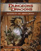 Seekers of the Ashen Crown (4e)