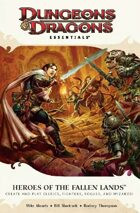 Player Essentials: Heroes of the Fallen Lands (4e)