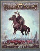 Forgotten Realms Campaign Set (1e)