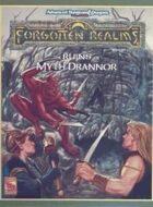 The Ruins of Myth Drannor (2e)
