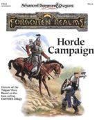 FR12 Horde Campaign (2e)
