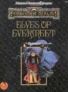 FOR5 Elves of Evermeet (2e)