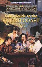 Volo's Guide to the Sword Coast (2e)