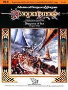 DL6 Dragons of Ice (1e)
