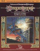 DL8 Dragons of War (1e)