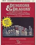 AC3 3-D Dragon Tiles featuring The Kidnapping of Princess Arelina (Basic)