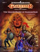 GAZ1 The Grand Duchy of Karameikos (Basic)