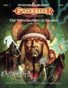 GAZ3 The Principalities of Glantri (Basic)