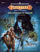 GAZ4 The Kingdom of Ierendi (Basic)