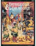 AC11 The Book of Wondrous Inventions (Basic)