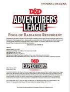DDEX1-13 Pool of Radiance Resurgent (5e)