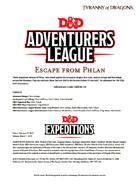 DDEX1-14 Escape from Phlan (5e)