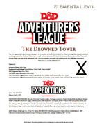 DDEX2-03 The Drowned Tower (5e)