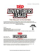DDEX3-08 The Malady of Elventree (5e)