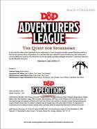 DDEX3-11 The Quest for Sporedome (5e)