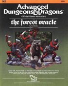 N2 The Forest Oracle (1e)