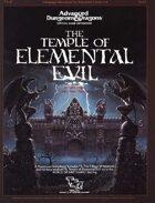 T1-4 Temple of Elemental Evil (1e)