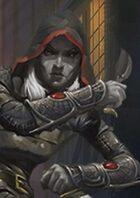 Pregen Characters: Drow Rogue (5e)