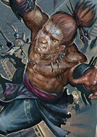 Pregen Characters: Halfling Monk (5e)