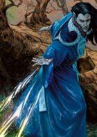 Pregen Characters: High Elf Wizard (5e)