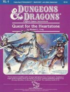 XL1 Quest for the Heartstone (Expert)