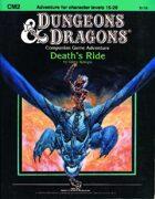 CM2 Death's Ride (Basic)