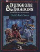 B10 Night's Dark Terror (Basic)