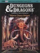 CM6 Where Chaos Reigns (Basic)