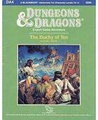 DA4 The Duchy of Ten (Basic)
