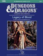 CM9 Legacy of Blood (Basic)