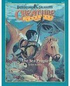 PC3 Creature Crucible: The Sea People (Basic)