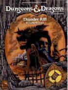 Thunder Rift (Basic)