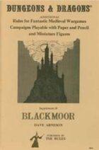 OD&D Supplement II: Blackmoor (0e)