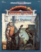 DSQ2 Arcane Shadows (2e)