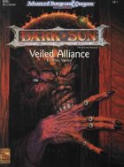 DSR3 Veiled Alliance (2e)