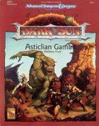 DSQ3 Asticlian Gambit (2e)