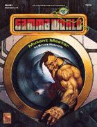 GWQ1: Mutant Master (GW4e)