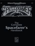 CGR1 The Complete Spacefarers Handbook (2e)