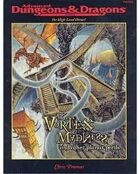 The Vortex of Madness and other Planer Perils (2e)