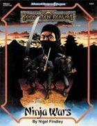 FROA1 Ninja Wars (2e)