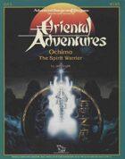 OA3 Ochimo The Spirit Warrior (1e)