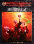 Monstrous Arcana: The Illithiad (2e)