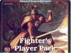 Fighter's Player Pack (2e)
