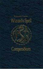 Wizard's Spell Compendium, Vol 4 (2e)