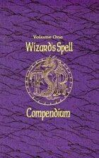 Wizard's Spell Compendium Vol. 1 (2e)