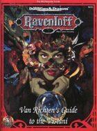 Van Richten's Guide to the Vistani (2e)