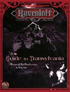 A Guide to Transylvania (2e)
